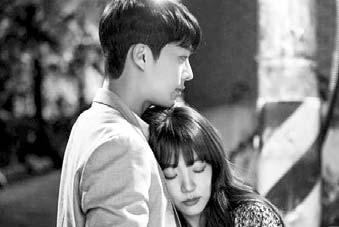 연상연하 커플 장기용(왼쪽)과 임수정. 다른 드라마와 달리 로맨스 비중이 크지 않다. [사진 tvN]