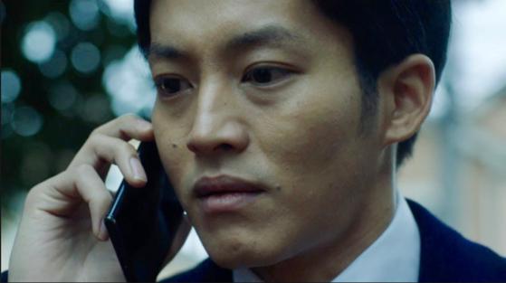 일본영화 '신문기자'에서 심은경과 호흡을 맞춘 배우 마츠자카 토리