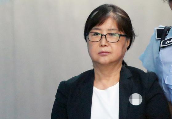 '비선 실세' 최순실 씨가 건물 세입자와의 임대차보증금 소송에서 사실상 이겼다. [연합뉴스]