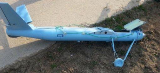 엔진·서버구동기·카메라 등 일본제 부품이 다수 포함된 것으로 밝혀진 북한 무인기. [사진 유엔]