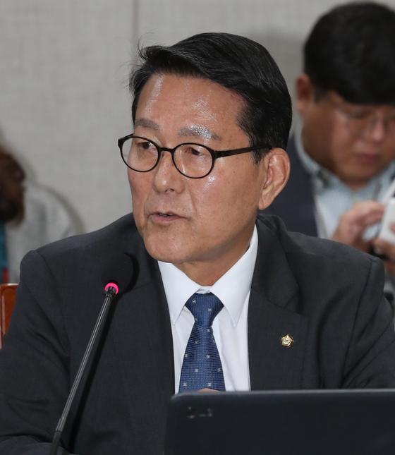 신창현 더불어민주당 의원. [연합뉴스]