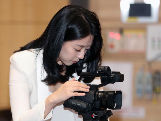 배현진 자유한국당 송파을 당협위원장. [뉴스1]