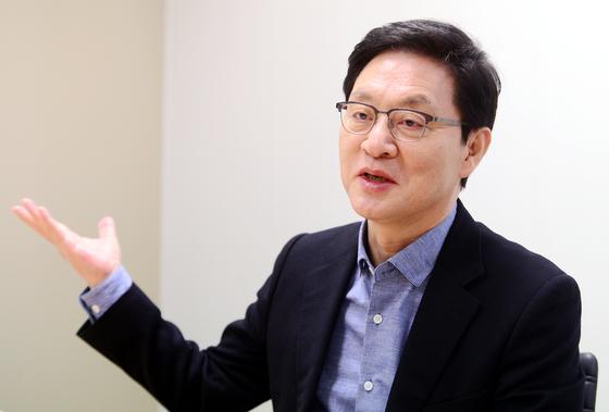 정두언 전 새누리당(자유한국당 전신) 의원 [뉴스1]