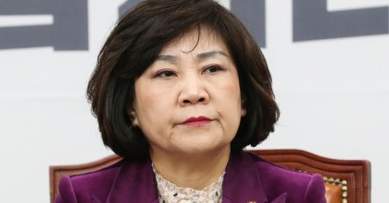 김순례 자유한국당 의원. 임현동 기자
