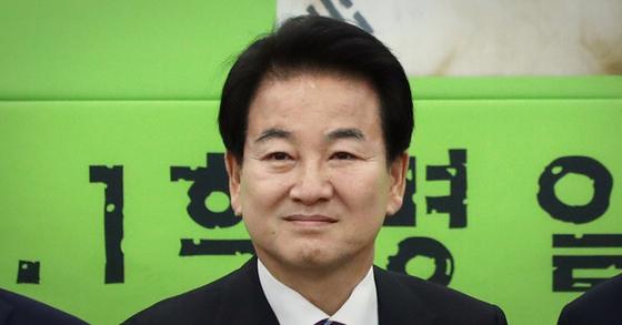 정동영 민주평화당 대표. [뉴스1]