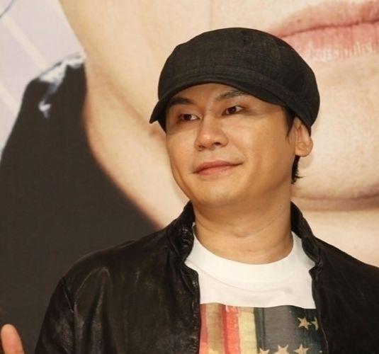 양현석 전 YG 엔터테인먼트 대표 프로듀서. [일간스포츠]