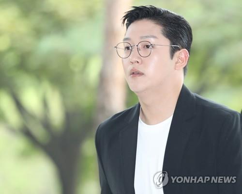 '폭행·몰카 혐의' 최종범 재판…구하라 비공개로 증언