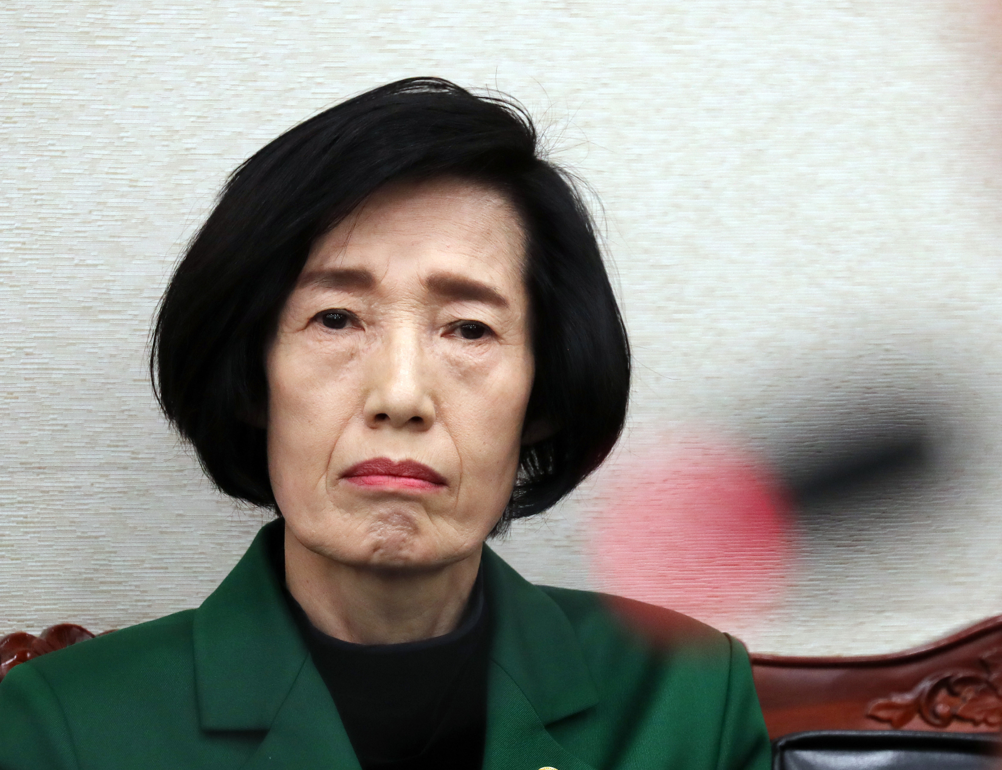피우진 국가보훈처장. 김경록 기자