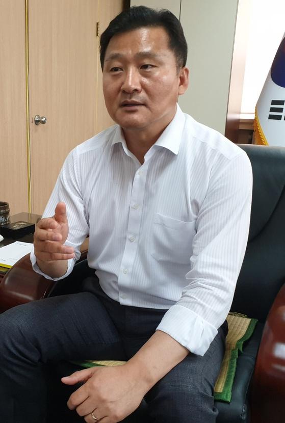 """윤웅걸 """"윤석열 총장 뛰어난 분, 검찰 인적 쇄신은 신중해야"""""""