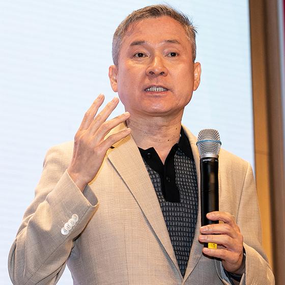 """하현회 체제 1년 LGU+ 약진 """"통신시장 점유율 5:3:2→4:3:3"""""""