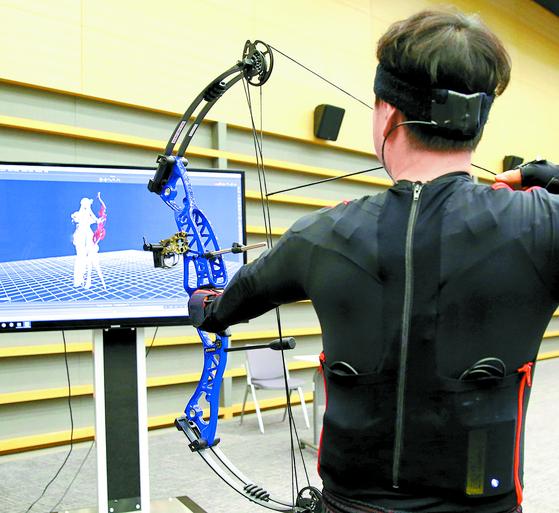 엔씨소프트는 AI 기술을 활용한 모션캡처 기술로 게임 속 캐릭터를 만든다. [사진 엔씨소프트]