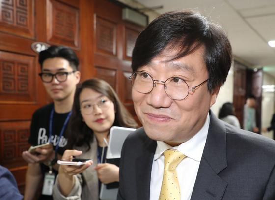 4대기업 목소리 듣겠다는 양정철···민주당 총선 공약 경제