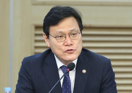 최종구 금융위원장. [연합뉴스]