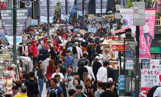 올해 한국 찾은 일본인 여행객 27% 늘었는데…