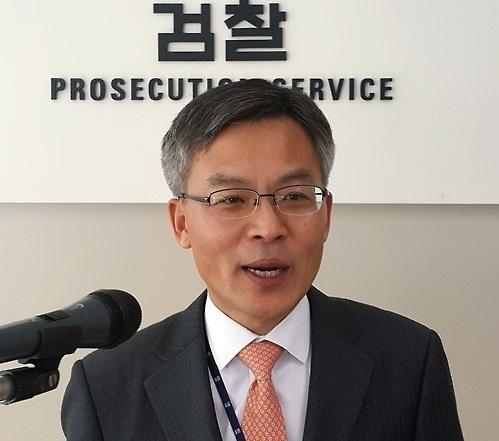 조남관 대검 과학수사부장. [연합뉴스]