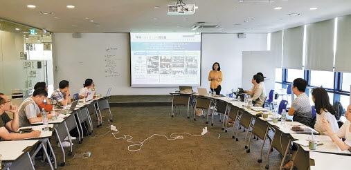 투자 역량 향상을 위해 '전국 센터 투자업무 담당 실무자 워크숍'이 제주창조경제혁신센터에서 지난달 28·29 양일 간 열렸다.  [사진 창조경제혁신센터]