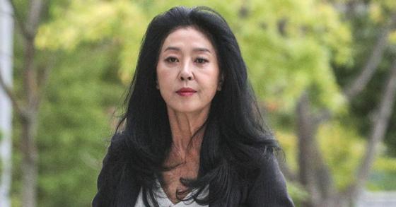배우 김부선씨. [뉴스1]