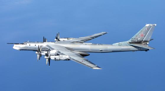 러시아 공중조기경보통제기 A-50. [중앙포토]