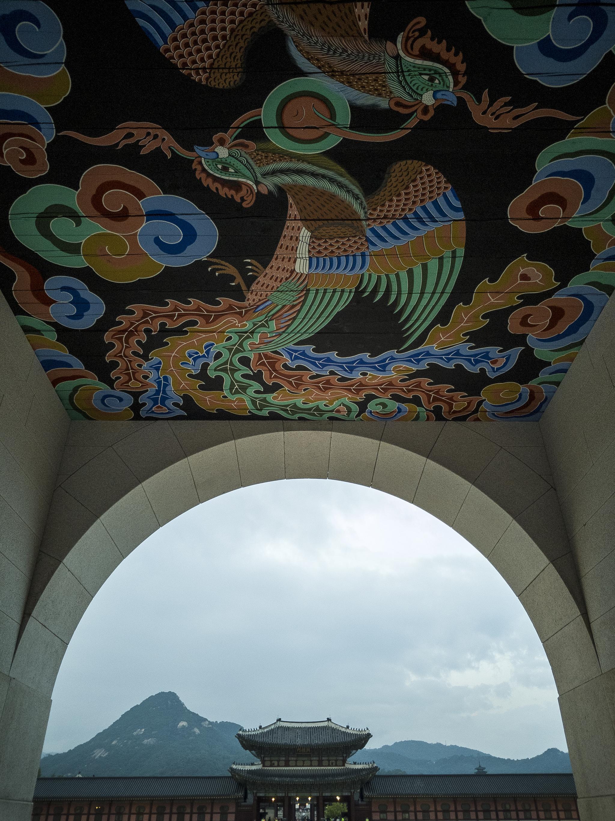 광화문 홍예문