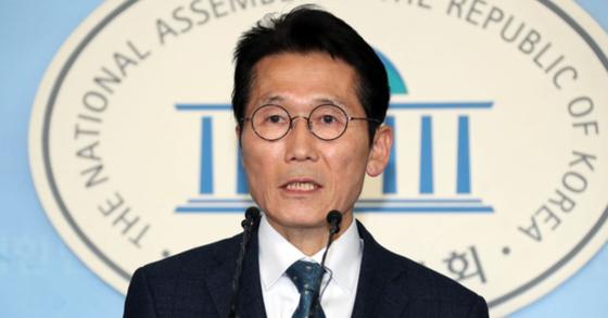 윤소하 정의당 원내대표. 변선구 기자