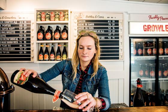 나이아가라 온 더 레이크에는 맥주 양조장도 있다. 캐나다 전통 에일 맥주를 맛볼 수 있다. [사진 론리플래닛]