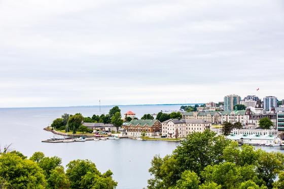 천 섬을 볼 수 있는 도시 킹스턴. [사진 캐나다관광청]