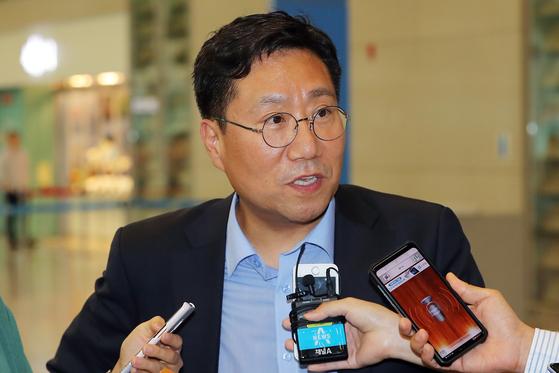 양정철 더불어민주당 민주연구원장 [뉴스1]