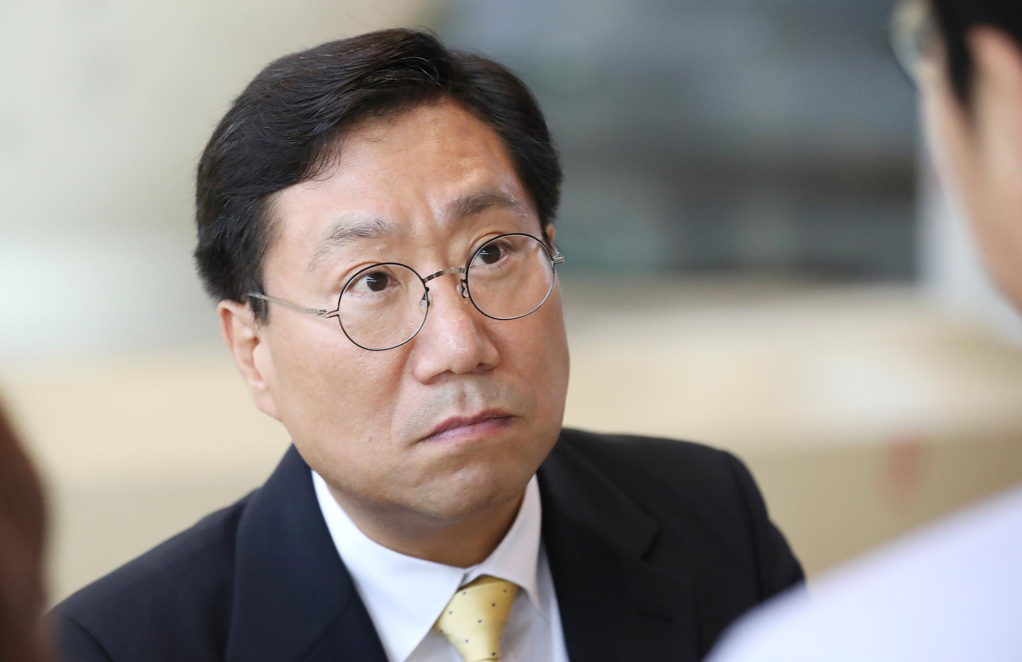 양정철 민주연구원장. [연합뉴스]