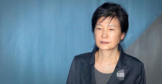 박근혜 전 대통령. [뉴스1]