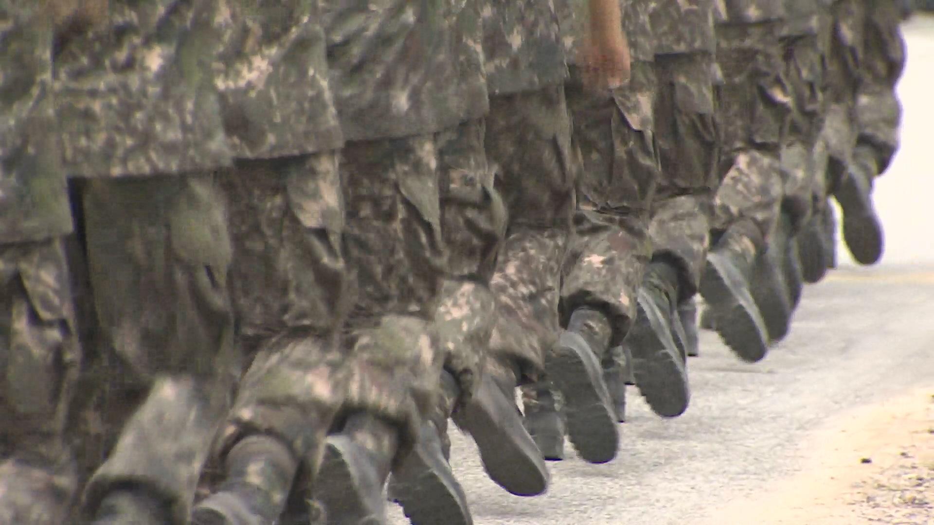 현역 육군 간부가 10대 여학생과 여러 차례 성매매를 한 혐의로 경찰에 붙잡혔다. [연합뉴스]