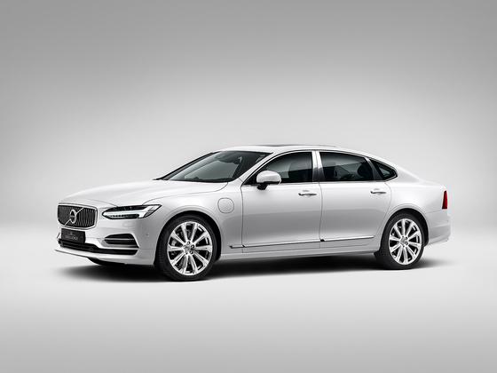 올 상반기 중국산 자동차 판매 증가의 비밀은 '중국산 볼보' S90 덕분이다. 지난 5월 국내 출시된 최상급 모델 S90 엑설런스. [사진 볼보자동차코리아]