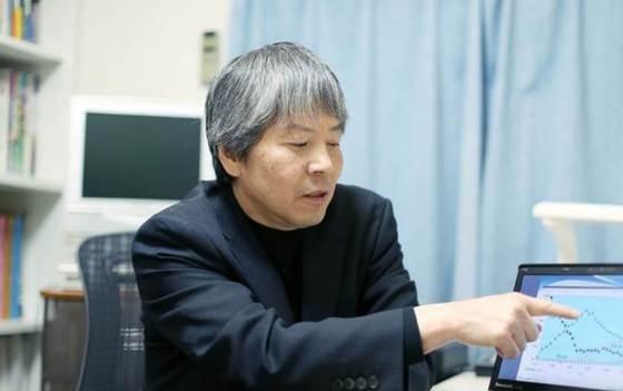 일본 반도체 전문가 유노가미 다카시 미세가공연구소 소장. [유노가미 다카시 페이스북]