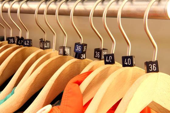 의류 매장에 걸려있는 옷들. 사진은 기사와 관련 없음. [중앙포토]