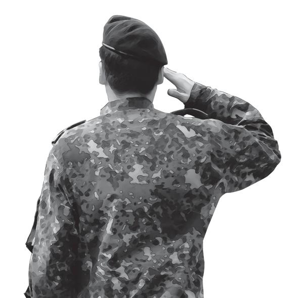 최근 5년가 군대 내 동성애가 급증했다. [중앙포토]