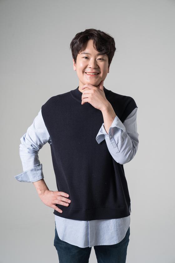 """이필성 대표는 """"한국 크리에이터 산업은 변화에 민감하고 새로운 창작물에 대한 수용성이 뛰어난 국민성 덕분에 더욱 발전했다""""고 했다."""