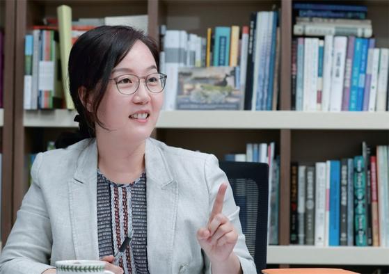 김현아 자유한국당 의원은 부동산이 내년 4월 총선 이슈가 될 수 있다고 본다. / 사진:연합뉴스