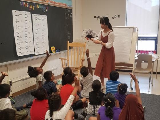 캐나다 토론토 현지 초등학교 교육실습 사진
