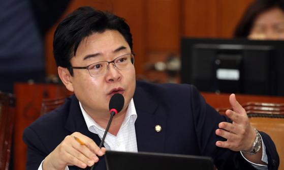 김성원 자유한국당 의원. [뉴스1]