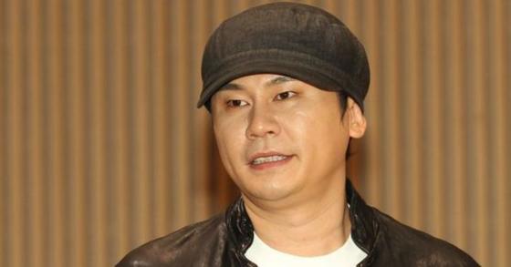 양현석 전 YG엔터테인먼트 대표. [중앙포토]