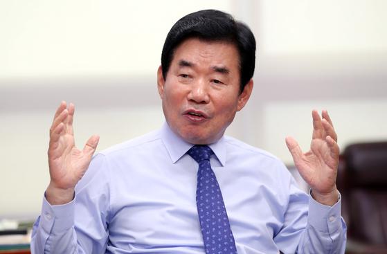 김진표 더불어민주당 의원. [중앙포토]