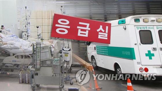 응급실 이미지.[연합뉴스]
