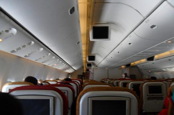 4일 국토교통부에 따르면 최근 3년간 비행기 탑승객 요청으로 이륙 전 비행기에서 내린 사례의 10건 중 5건(55%)은 공황장애나 심장이상 같은 건강상 이유였다.[중앙포토]