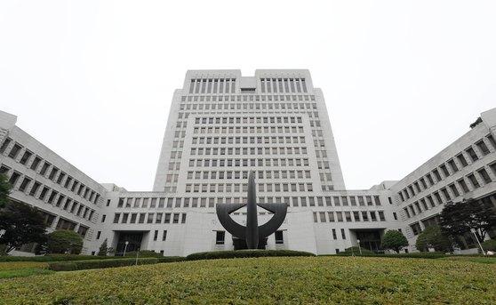 서울 서초구 대법원 청사 전경. [뉴스1]