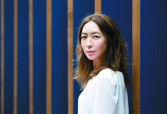 """방은진 평창남북평화영화제 집행위원장. '영화제의 첫걸음이 너무 중요하다""""고 했다."""