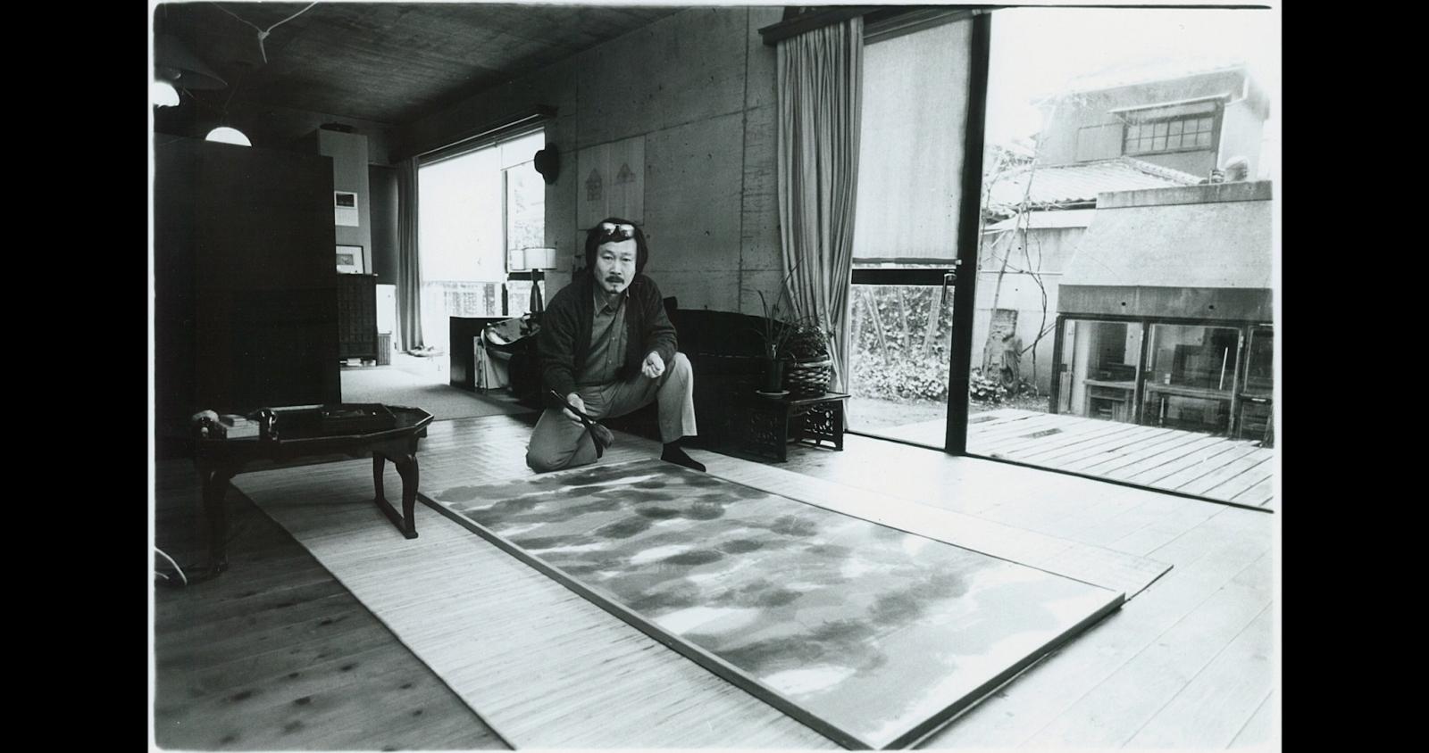 이타미 준 (본명: 유동룡) 1937년~2011년, 도쿄 출생이지만 평생 한국 국적을 유지했던 재일 한국인 건축가이다.