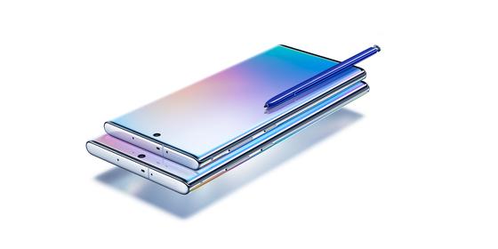 삼성 '갤럭시 노트10' 제품 이미지. [사진 삼성전자]
