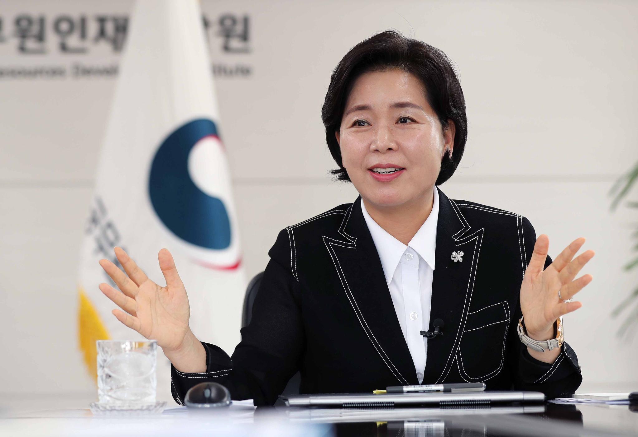 양향자 일본경제침략특별위원회 부위원장. [중앙포토]