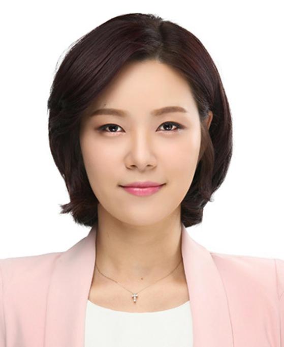 정은혜 전 더불어민주당 상근부대변인. [연합뉴스]