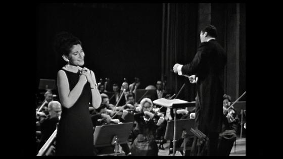 20세기 오페라의 전설이 된 여가수 마리아 칼라스의 삶을 담은 다큐멘터리 '마리아 칼라스: 세기의 디바'(감독 톰 볼프). [사진 영화사 진진]