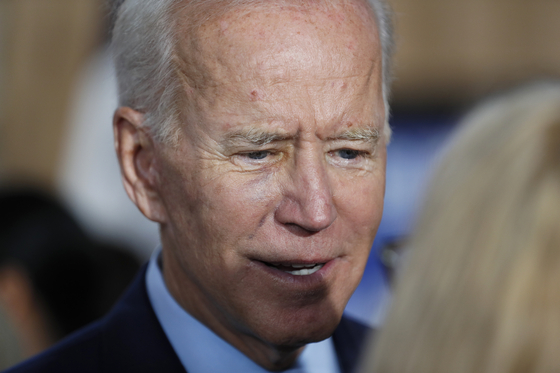 조 바이든은 '대통령'으로 역사에 기록될 수 있을까. [AP=연합뉴스]